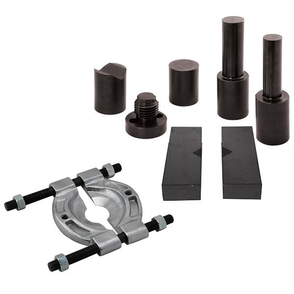 Shop Accessories: Hein-Werner Automotive HW93409 55 Ton Shop Press
